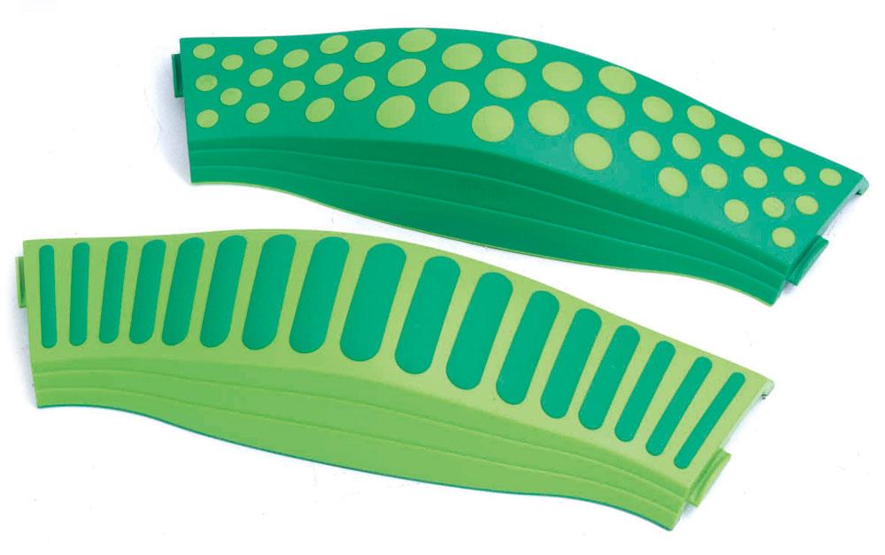 Cicada Weplay Wavy Tactile Balance Path -Green