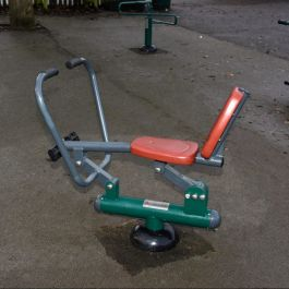 Children's Rower Outdoor Gym Equipment