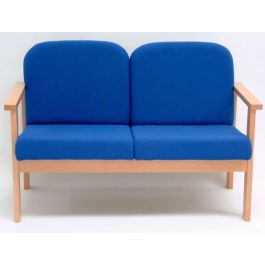Charlie wooden reception chair