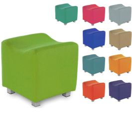 Scoop Low Level Single Breakout Fabric Seating