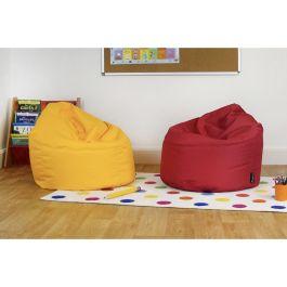 Primary Chair Bean Bag - Indoor or Outdoor - Set of 4