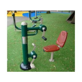 Children's Arm and Pedal Bicycle Outdoor Gym Equipment