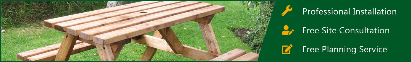Children's Picnic Furniture